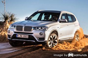 Insurance for BMW X3