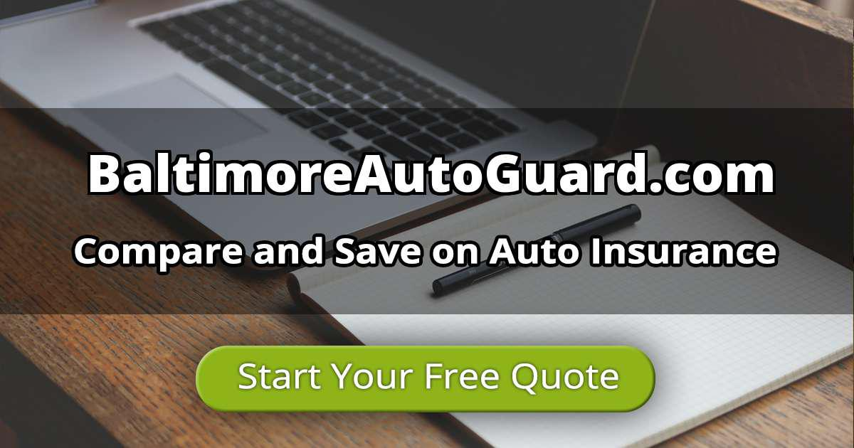 Cheapest Full Coverage Auto Insurance >> Who Has Affordable Baltimore Car Insurance Rates for 17 ...