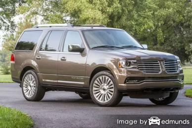 Insurance quote for Lincoln Navigator in Baltimore