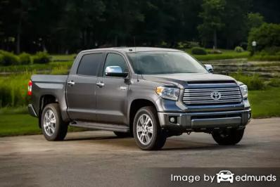 Insurance for Toyota Tundra