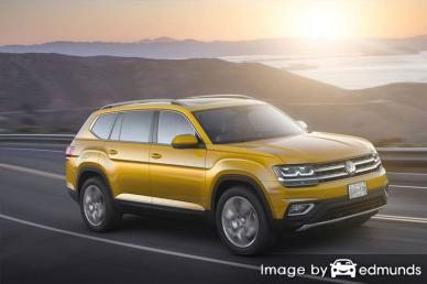 Insurance quote for Volkswagen Atlas in Baltimore