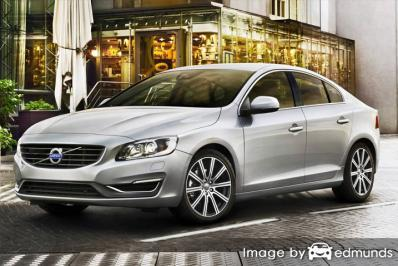 Insurance rates Volvo S60 in Baltimore