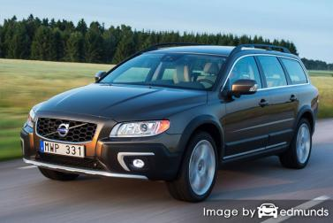 Insurance quote for Volvo XC70 in Baltimore
